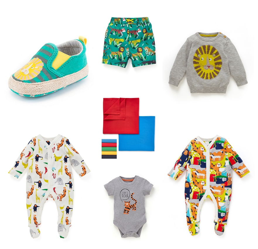 Jungle-Print-Animal-Baby-Clothes-Marks-and-Spencer-TheSandpit-Lifestyle-Parenting-Blog