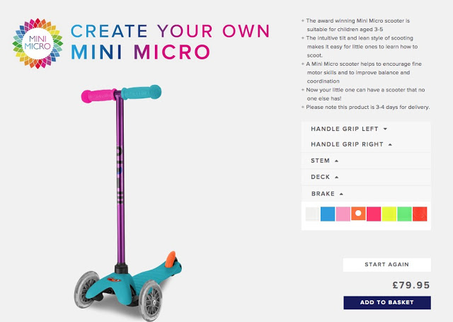Kids-Christmas-Presents-2015-Mini-Micro-Scooter-Create-Your-Own-Parenting-Blog-Lifestyle-Motherhood-TheSandpit-Dubai