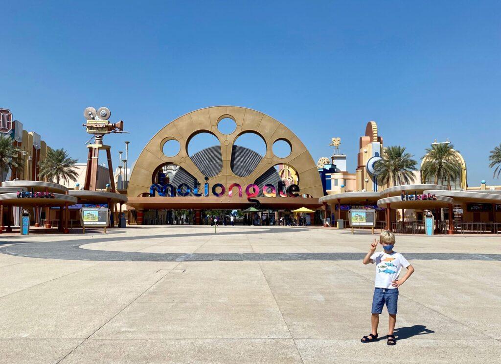 The Sandpit Blog reviews Motiongate Dubai theme park